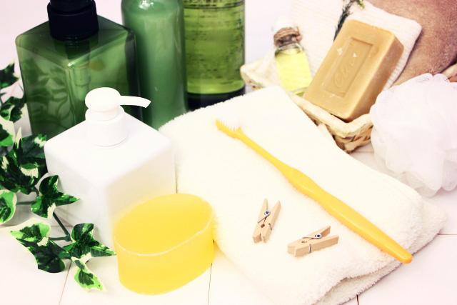 ボディーソープや石鹸は自分の肌に合ったものを使用する