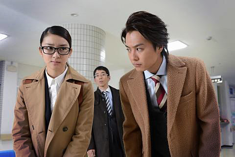 武井咲が出演したドラマ「戦力外捜査官」