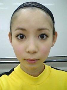 中川翔子の薄毛の画像2