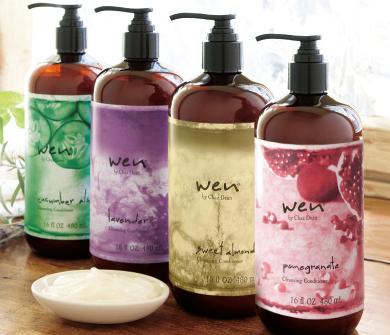 4つの香りから選べて1本でトータルケアできる「ウェン」