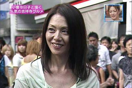 肌が汚い女性芸能人③「小泉今日子」〜ヘビースモーカーでアンチエイジングが大嫌い〜画像2