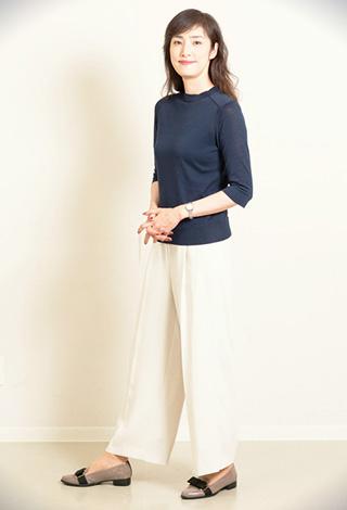3位 宝塚出身で舞台やドラマで活躍中のイケメン女性「天海祐希」(171cm)